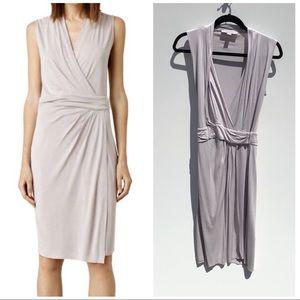 All Saints   Novi wrap dress